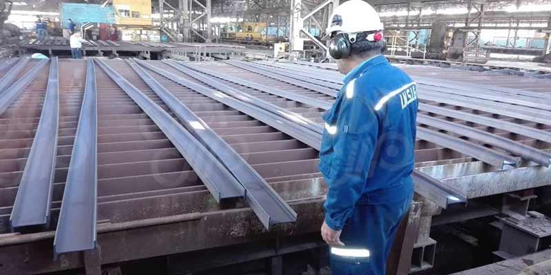 برترین تولیدکنندگان تیرآهن در ایران