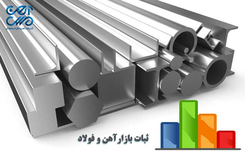 ثبات بازار آهن و فولاد