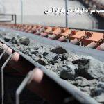 عرضه مناسب مواد اولیه در بازار آهن