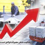 رشد قیمت داخلی محصولات فولادی نسبت به قیمت صادراتی