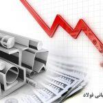 افت قیمت جهانی فولاد - آهن ملل اصفهان