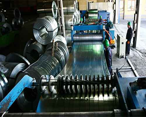 شرکت آهن و فولاد جهان