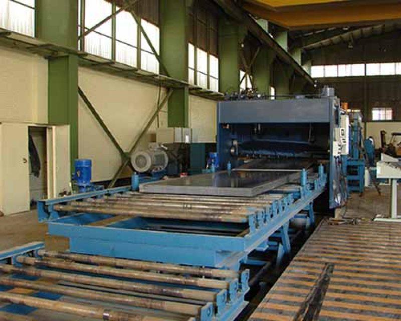 آهن و فولاد صنیع کاوه تهران