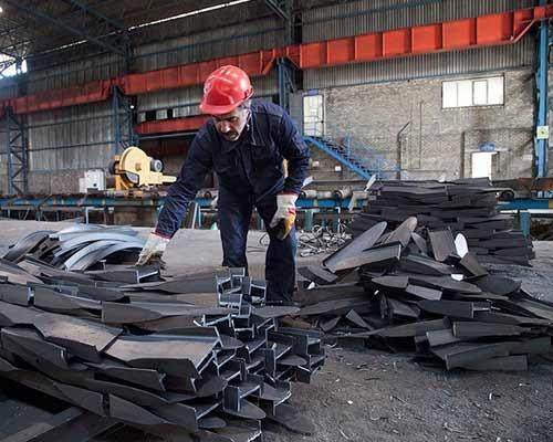 کارخانه جهان فولاد غرب