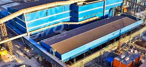 شرکت گسترش صنایع معدنی کاوه پارس