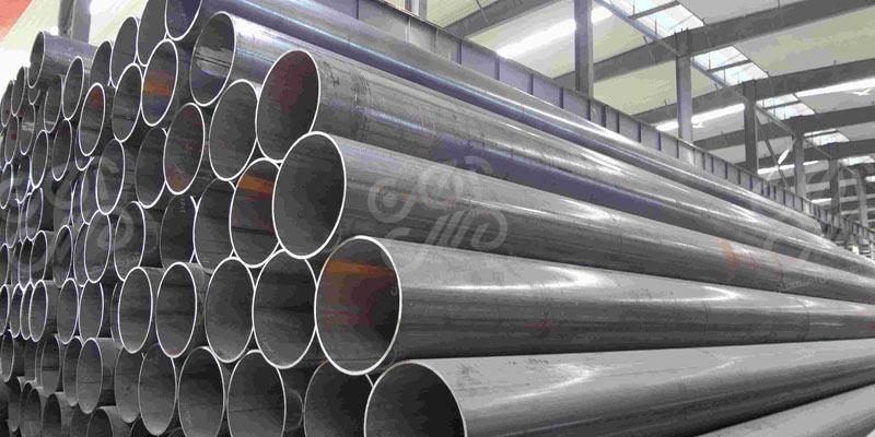 لوله فولادی و کاربرد آن در صنعت