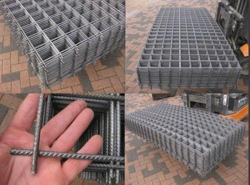 قیمت مش فولادی آجدار