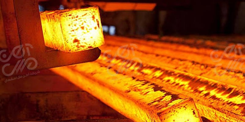 شمش فولادی و روش تولید آن