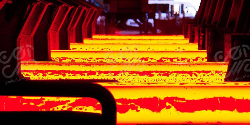 تولید شمش فولادی از ابتدا تا قیمت گذاری و عرضه آن در بازار