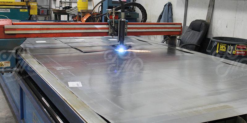 نحوه تولید ورق آهن