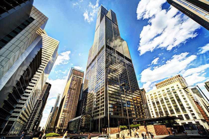 برج-ویلیس-واقع-در-شیکاگو