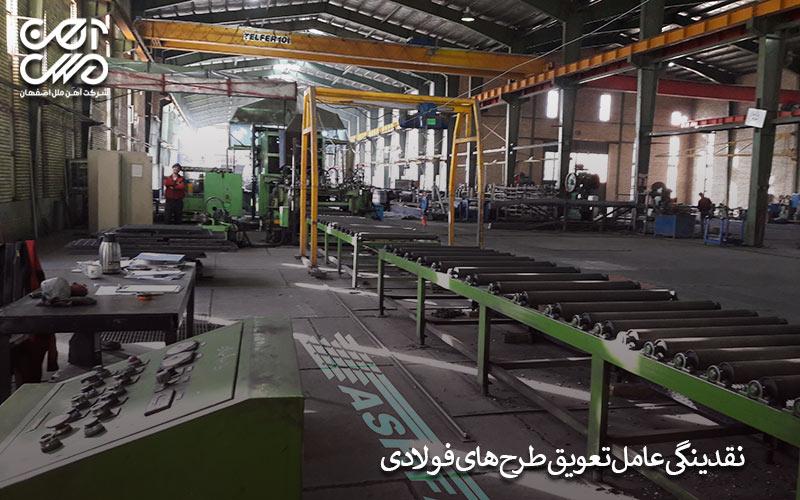 نقدینگی عامل تعویق طرح های فولادی